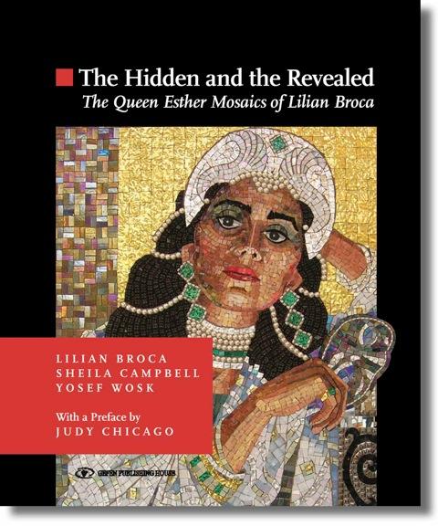 Lilian Broca Mosaic Book Cover